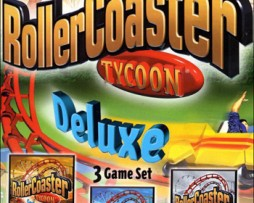 Roller Coaster Tycoon Deluxe Classic  http://Glukom.com