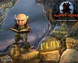 Haunted Legends The Curse of Vox Collectors Edition http://Glukom.com