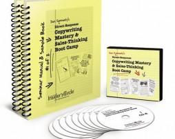 Dan Kennedy- Copywriting Mastery and Sales Thinking Boot Camp http://Glukom.com