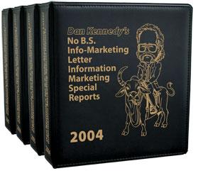 Dan Kennedy – Info Marketing Letter – Special Report 21 http://Glukom.com
