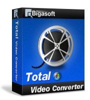 Bigasoft Total video converter http://Glukom.com