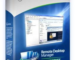 Remote Desktop Manager http://Glukom.com