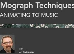 lynda.com mograph techniques animating to music   http://Glukom.com