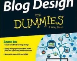 Blog Design For Dummies http://Glukom.com