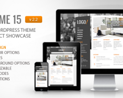 RT-Theme 15 Premium Wordpress Theme http://Glukom.com