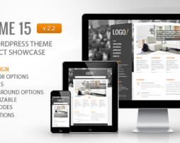 RT-Theme 15 Premium Wordpress Theme http://Glukom.com