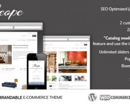 Cheope Shop - Flexible e-Commerce Theme http://Glukom.com