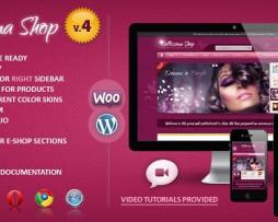 Bellissima - Responsive WooCommerce Template http://Glukom.com