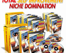 Calvin Woon, Patricia Lin – Total Niche Domination: Self-Help
