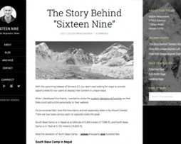 Sixteen Nine Pro v2.0 WP Theme by StudioPress  http://Glukom.com