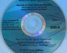Ross Jeffries – Speed Seduction POWERPACK Gold Walkup http://Glukom.com
