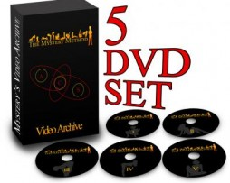 Mystery Method DVD Video Archive http://Glukom.com