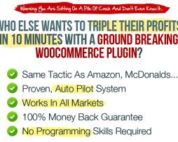 WooCommerce Smart Offers http://Glukom.com