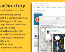 SabaiDirectory for WordPress http://Glukom.com