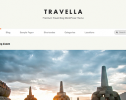 ColorlabsProject Travella - Travel Event WordPress Themes http://Glukom.com