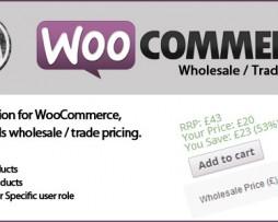 WooCommerce Wholesale Prices http://Glukom.com