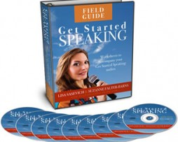 Lisa Sasevich – Get Started Speaking