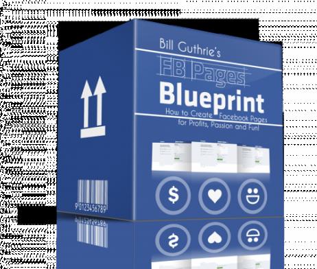 Bill Guthrie – FB Pages Blueprint http://Glukom.com