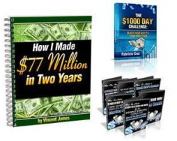 Vincent James – How I Made $77 Million in Two Years