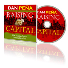 Daniel Pena – How to Raise Capital During a Recession http://Glukom.com