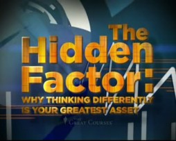 The Hidden Factor – Why Thinking Differently is Your Greatest Asset http://Glukom.com