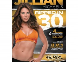 Jillian Michaels - Ripped in 30 [ 1 - DVD + 1 Vob ]
