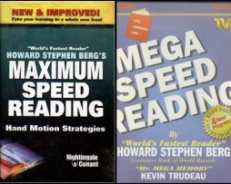 Howard Berg – Mega & Maximum Speed Reading Program