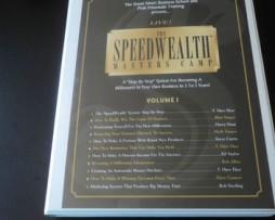 T. Harv Eker - Speedweath Masters Camp Volume I