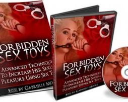 Gabrielle Moore - Forbidden Sex Toys