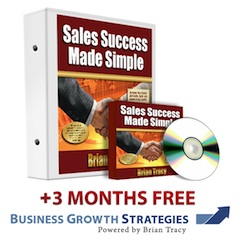 Brian Tracy - Sales Success Made Simple