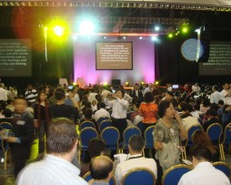 Anthony Robbins - Unlimited Power in Singapore 2007