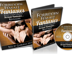 Gabrielle Moore - Forbidden Female Fantasies