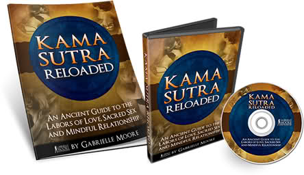 Gabrielle Moore - Kama Sutra Reloaded