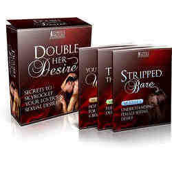 Gabrielle Moore - Double Her Desire