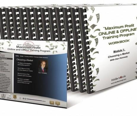 Dan Kennedy - Maximum Profits Online and Offline Training