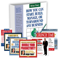 Brian Tracy - How You Can Start, Build, Manage or Turnaround Any Business