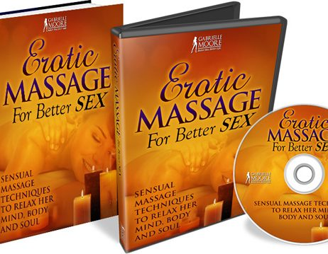 Gabrielle Moore - Erotic Massage For Better Sex