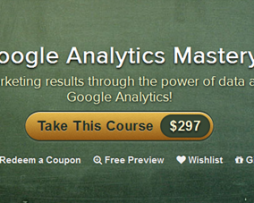 Gill Media – Google Analytics Mastery eCourse 2012