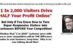 Glenn Livingston - Hyper-Responsive Marketing Secrets (Months 1-36)