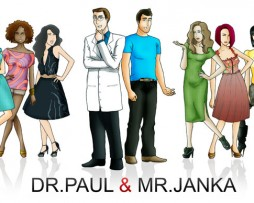 Dr. Paul Dobransky and Paul Janka - Brothers