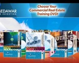 Cherif Medawar – The Commercial Real Estate Roundtable DVD