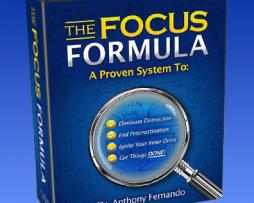 Anthony Fernando – Focus Formula