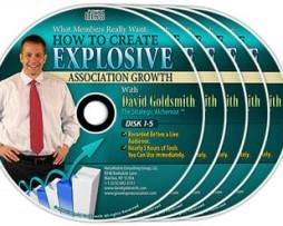 David Goldsmith – How to Create Explosive Association Growth