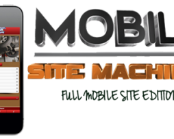 David Cisneros – Mobile Site Machine
