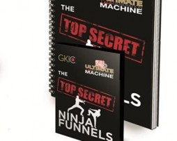 Dan Kennedy – Top Secret Ninja Funnels