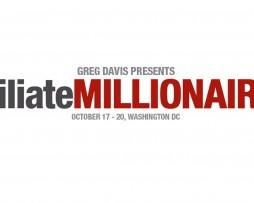 Greg Davis – Affiliate Millionaires 2013