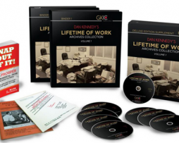 Dan Kennedy – Lifetime of Work