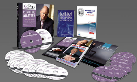 Eric worre the go pro recruiting mastery home study course fandeluxe Gallery