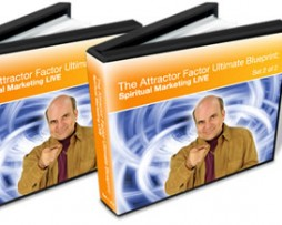 Joe Vitale - The Attractor Factor Ultimate Blueprint - Spiritual Marketing LIVE Seminar