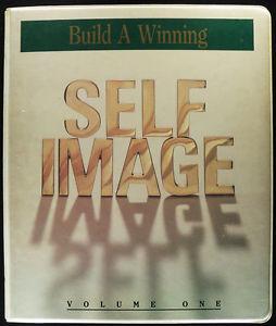 Jonathan Parker - Build a Winning Self-Image Cassettes
